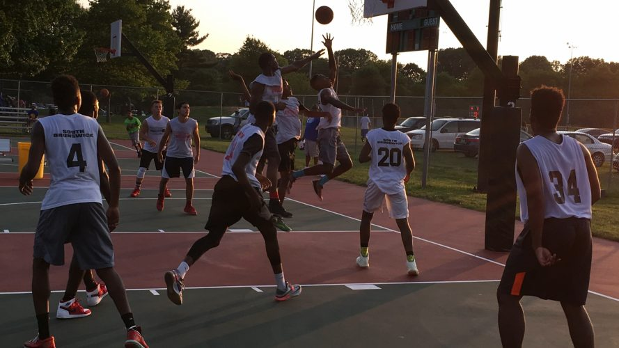 Moody Park Summer League--Playoff Results--July 20, 2016