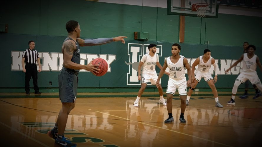 New Brunswick's Brown-Miller Scores 1,000th Point