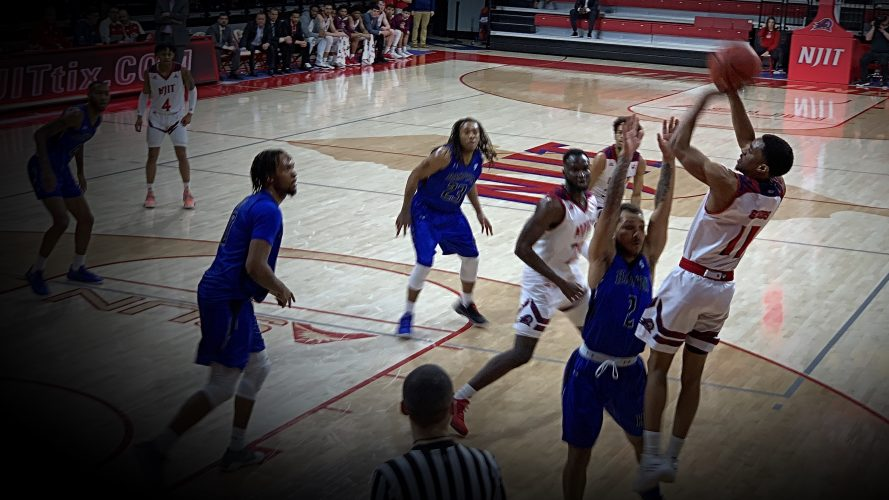NJIT's Run in 2019 CIT Comes to an End With Loss to Hampton, 82-70