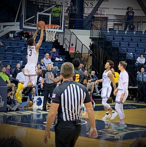Monmouth Holds Off Norfolk State, 75-71